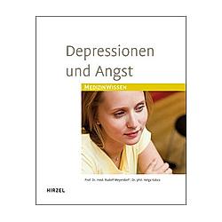 Depressionen und Angst