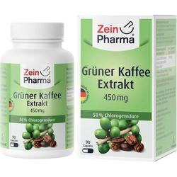 Grüner Kaffee Extrakt 450mg