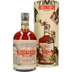 Don Papa Rum Promo + T-shirt 40% 0,7 ltr.
