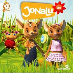 JoNaLu - CD 1
