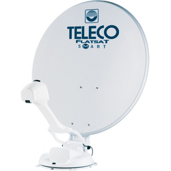 Sat-Anlage Teleco FlatSat Skew Easy Smart 85