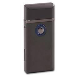 Cozy Feuerzeug USB Hybrid icy schwarz