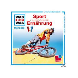 - WAS IST WAS: Sport / Ernährung (CD)