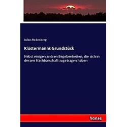 Julius Rodenberg  - Buch