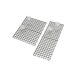 ich-zapfe Geschirrständer GLÄSER-ABTROPFMATTE 4er Pack - 30 x 20 cm