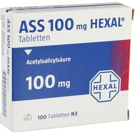 Hexal ASS 100 HEXAL