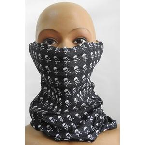 cofi1453 Halstuch Multifunktionstuch Halstuch Schlauchschal Atmungsaktiv Gesichtschutz