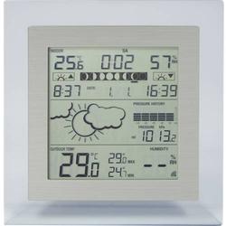 WS 9257-IT - Wetterstation mit transparenten Rahmen
