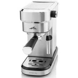 eta Espressomaschine STRETTO ETA21890000, Slim-Design, Leistungsaufnahme 1350 W, Wassertank 750 ml und Pumpendruck bis zu 15 Bar