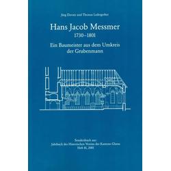 Hans Jacob Messmer 1730-1801