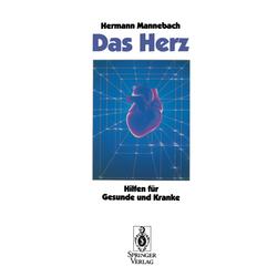Das Herz als Buch von Hermann Mannebach