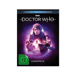 Doctor Who - Vierter Doktor Logopolis Blu-ray + DVD