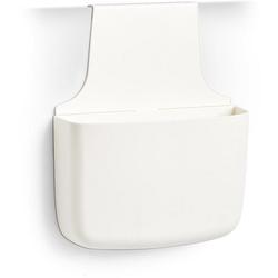 Zeller Present Aufbewahrungstasche, mit Aufhänger weiß