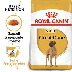 ROYAL CANIN Great Dane Adult Hundefutter trocken für Deutsche Doggen 24 kg (2 x 12 kg)