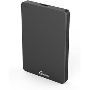 Sonnics Tragbare Externe Solid State Drive (SSD) USB 3.0 Super Schnelle Übertragungsgeschwindigkeit für Verwendung mit Windows PC, Apple Mac, Xbox One & PS4 dunkelgrau 120 GB