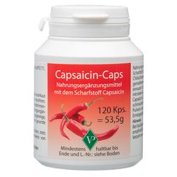 Capsaicin Caps 120 Stück