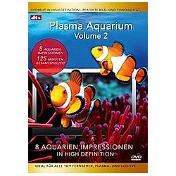 Plasma Aquarium  Vol. 2 - DVD  Filme