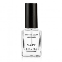 GA-DE Nagellack Crystal Glow Nail Enamel 13 ml Transparent