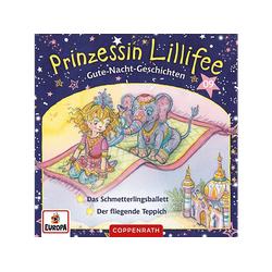 Prinzessin Lillifee - 009/Gute-Nacht-Geschichten Folge 17+18-Das Schme (CD)
