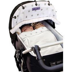 Dooky Design Sonnenschutz für Kinderwagen Sonnenschirm Silver Stars