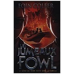 Les Jumeaux Fowl. Eoin Colfer  - Buch