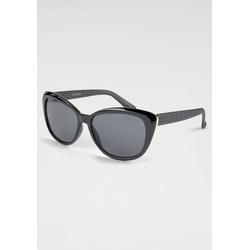 catwalk Eyewear Sonnenbrille im Retro-Look schwarz