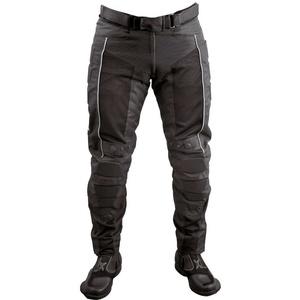 ROLEFF Motorradhose Racewear Mesh schwarz