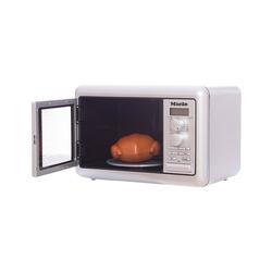 Klein Kinder-Küchenset klein MIELE Mikrowellenherd