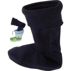 Playshoes Fleece-Stiefel-Socken Thermo-Socken 18/19