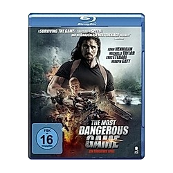 The Most Dangerous Game, 1 Blu-ray