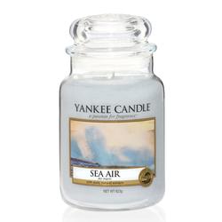 YANKEE CANDLE Große Kerze SEA AIR 623 g Duftkerze