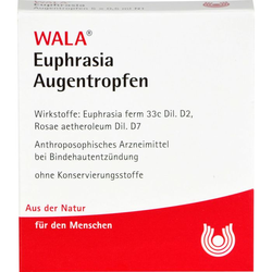 EUPHRASIA AUGENTROPFEN 3 ml
