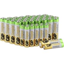 GP Batteries Batterie-Set Micro, Mignon 44St.