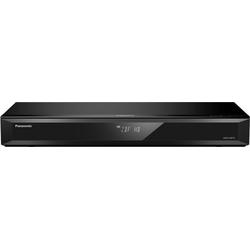 Panasonic DMR-UBS70 Blu-ray-Rekorder (4k Ultra HD, WLAN, LAN (Ethernet), 4K Upscaling, 500 GB Festplatte, für DVB-S, Satellitenempfang) schwarz