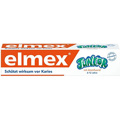 Elmex Junior Zahnpasta 6er Pack 450ml
