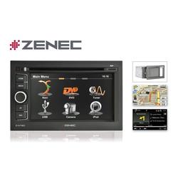 Zenec Audio-System (Zenec N720MH, N720 2DIN PKW und LKW + Wohnmobil Caravan Naviceiver mit Bluetooth / USB, Autoradio)