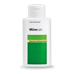 Minesan Basische Körperlotion