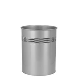 CLEAN III | Mülleimer - Mülleimer Silber