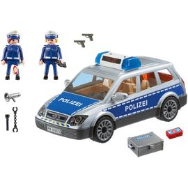 Playmobil City Action Polizei-Einsatzwagen 6873