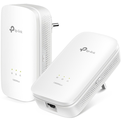 TP-Link Powerline TL-PA8010 KIT AV1200 2er KIT (1 x LAN) weiß