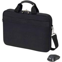 Dicota Notebook Tasche Top Traveller Wireless Mouse Kit Passend für maximal: 39,6cm (15,6 ) Schwarz