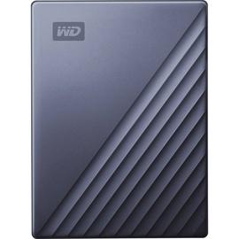 Western Digital My Passport Ultra 2TB USB-C 3.0 blau (  WDBC3C0020BBL-WESN)