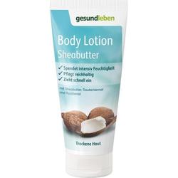 gesund leben Body Lotion Sheabutter