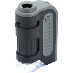 CARSON Standlupe MicroBrite Plus MM-300 Taschenmikroskop