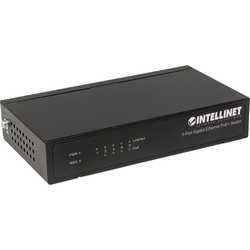 Intellinet Gigabit Ethernet PoE+ Switch, Switch
