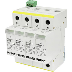 PRIMO P184 Prosafe CR 160/320 TT (3+1) Verteilerschrank-Überspannungsschutz Überspannungsschutz f