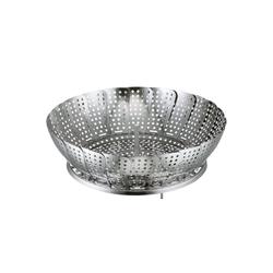 Küchenprofi Dämpfeinsatz Dämpfeinsatz klappbar, (1-tlg), Küchenaccessoires Ø 24 cm x 7 cm