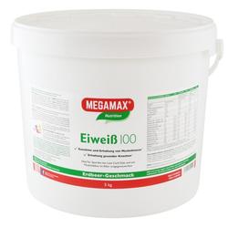 EIWEISS 100 Erdbeer Megamax Pulver 5000 g