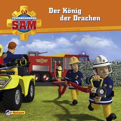 Feuerwehrmann Sam - Der König der Drachen als Buch von