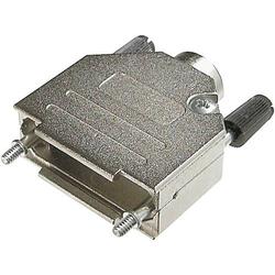 Assmann WSW AMET 15 RS AMET 15 RS D-SUB Gehäuse Polzahl (num): 15 Metall 180° Silber 1St.